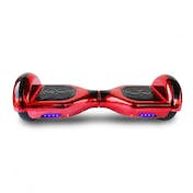 SkateFlash Hoverboard Skateflash Start Metal Red