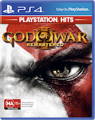 Santa Monica Studio God of War 3 PlayStation Hits (PS4)