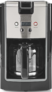 Nedis Coffee Maker KACM120EBK