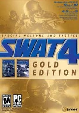 Activision Activision SWAT 4: Gold Edition vídeo juego PC Oro