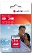 Agfaphoto AgfaPhoto SD Memory cards memoria flash 2 GB