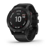 Garmin fenix 6 Pro reloj inteligente Negro 3,3 cm (1.3 pulgadas pulgadas) GPS (satélite)