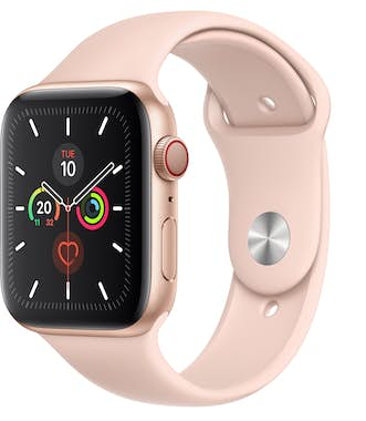 Apple Apple Watch Series 5 reloj inteligente Oro OLED Mó
