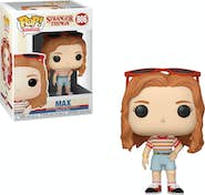 FUNKO Figura POP Stranger Things Max Mall Outfit