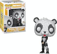 FUNKO Figura POP Fortnite S3 Panda Team Leader