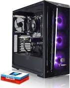Fierce PC Fierce Explorer RGB PC Gamer - Rápido 4.6GHz 12 AM