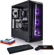 Fierce PC Fierce Explorer RGB PC Gamer Paquete - Rápido 4.6G