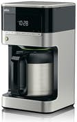 Braun Braun KF 7125 Countertop (placement) Cafetera de f
