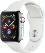 Apple Apple Watch Series 4 reloj inteligente Acero inoxi