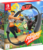 Nintendo Ring Fit Adventure (Nintendo Switch)