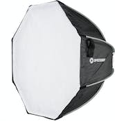 Bresser SOFTBOX OCTOGONAL SUPER QUICK 65CM CON CONEXIÓN DE