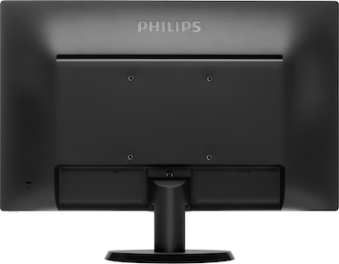 "Philips Monitor LCD SmartControl Lite 18.5"" HD"