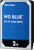 Western Digital WD Blue PC 2TB 64MB 5400rpm