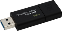 Kingston Technology DataTraveler 100 G3 16GB