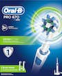 Oral-B Oral-B PRO 670 CrossAction Adulto Cepillo dental o