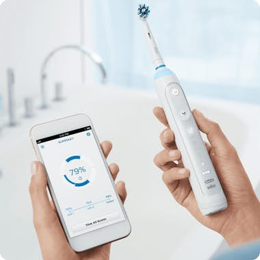 Oral-B Oral-B Genius 9000 Adulto Cepillo dental oscilante