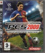 Sony Pes2009 - Pro Evolution Soccer 2009(ps3)