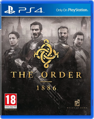 Ready at Dawn Studios The Order: 1886 (PS4)