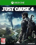 Square Enix Just Cause 4 Juego Xbox One