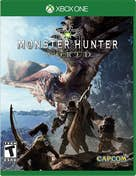 Capcom Monster Hunter World Juego Xbox One