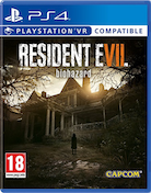 Capcom Resident Evil 7: Biohazard (PS4)