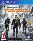 Ubisoft Tom Clancys The Division (PS4)