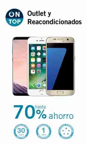 cfa123e6349 Ofertas Reacondicionados Premium ON TOP Phonehouse
