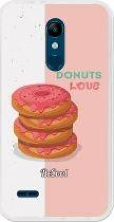 BeCool BeCool Funda Gel LG K10 2018 - LG K11 Donut Love