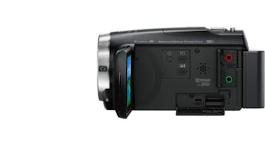 Sony Sony HDR-CX625B Videocámara manual 2.29MP CMOS Ful