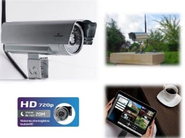 Bluestork Bluestork BS-CAM-OF/HD Cámara de seguridad IP Exte