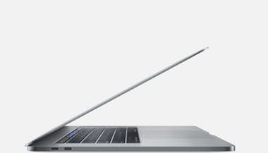 "Apple Apple MacBook Pro Grey Notebook 39,1 cm (15.4"""") 2"