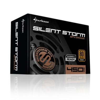 Sharkoon Sharkoon SilentStorm SFX Bronze unidad de fuente d