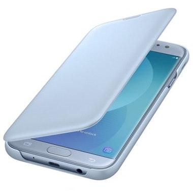 26613fd2d93 Comprar Funda Original J530 Galaxy J5 (2017) Wallet Azul (Con ...