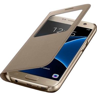 b79f56891d9 Comprar Funda con tapa y ventana para Galaxy S7 Edge al mejor precio ...