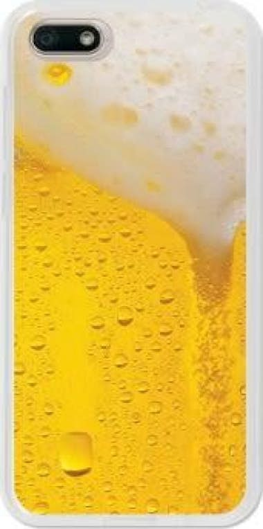 German Tech German Tech Funda Gel Honor 7S Cerveza rubia