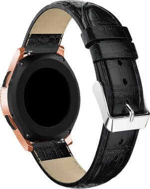 Avizar Correa Samsung Galaxy Watch 42 mm Cuero - Negra