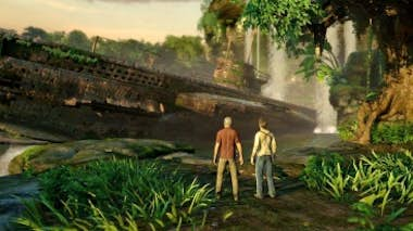 Sony Sony Uncharted: The Nathan Drake Collection Standa