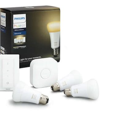 Philips Pack Bombillas Philips Hue Ambiente 95W A60 E27