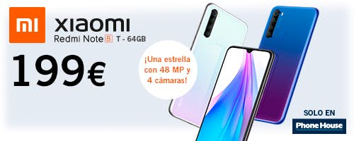 Xiaomi Redmi Note 8T  Phone House