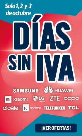 Días sin IVA - Phone House