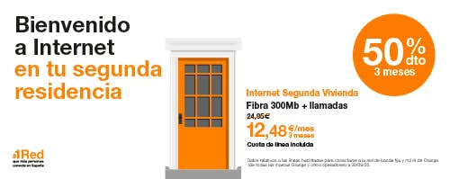 Orange Tarifas Segunda vivienda | Phone House