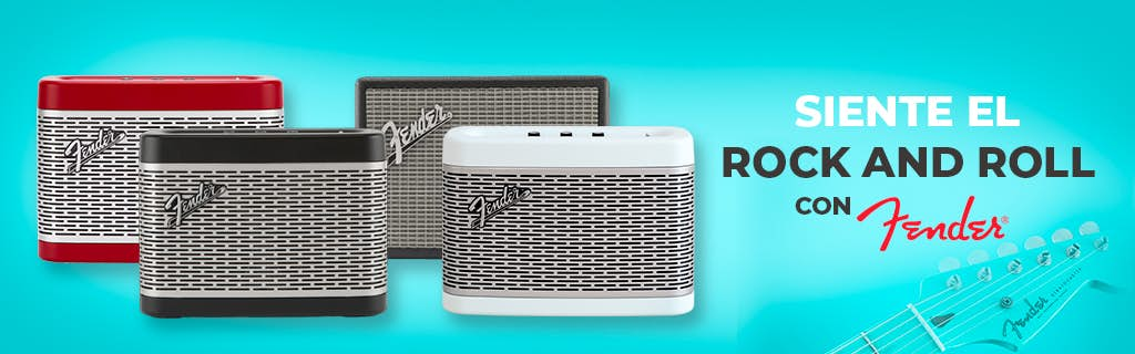Altavoz Fender - Phone House