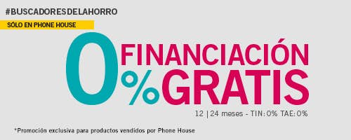 Financiación Phone House