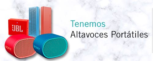 Tenemos altavoces bluetooth - Phone House