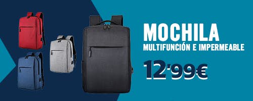 Mochila Multifuncional - Phone House