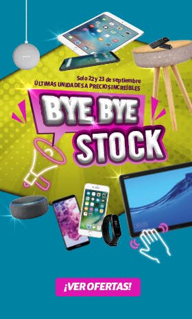 Bye bye stock - Phone House