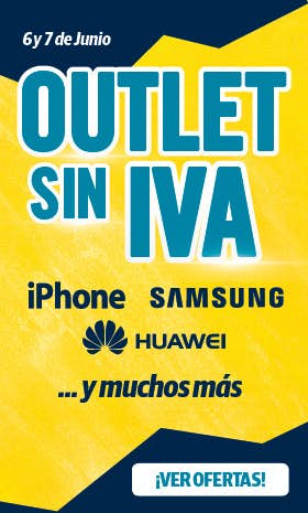 Supervuelta Outlet sin IVA - Phone House