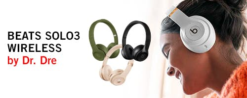 Beats SOLO3 Wireless by Dr. Dre