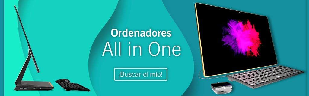 Ordenadores All in One