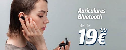 Auriculares Bluetooth | Phone House